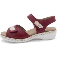 Chaussures Femme Sandales et Nu-pieds Piesanto 210802 Rojo