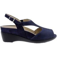 Chaussures Femme Sandales et Nu-pieds Piesanto 1157 Azul