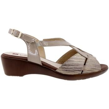 Chaussures Femme Sandales et Nu-pieds Piesanto 1552 Marrón