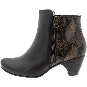 Chaussures Femme Bottines Piesanto 175880 Marrón