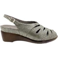 Chaussures Femme Sandales et Nu-pieds Piesanto 180154 Beig