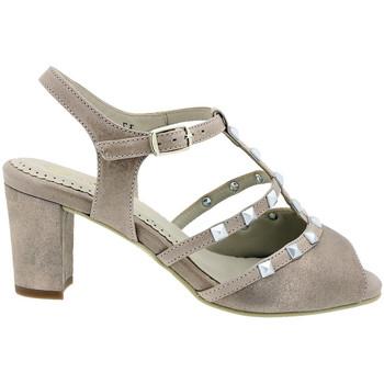 Chaussures Femme Sandales et Nu-pieds Piesanto 180257 Marrón