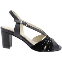 Chaussures Femme Sandales et Nu-pieds Piesanto 180260 Negro