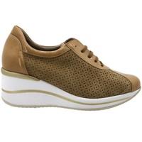 Chaussures Femme Baskets basses Piesanto 180765 Marrón