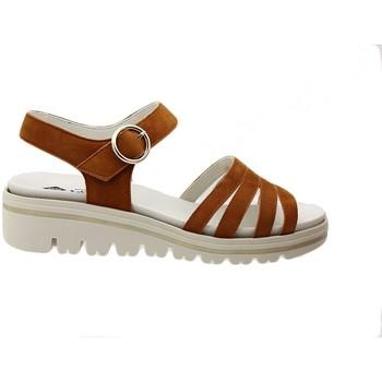 Chaussures Femme Sandales et Nu-pieds Piesanto 180786 Naranja