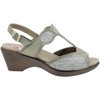 Chaussures Femme Sandales et Nu-pieds Piesanto 180863 Marrón