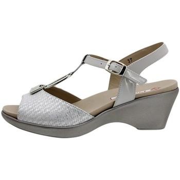 Chaussures Femme Sandales et Nu-pieds Piesanto 180866 Blanco