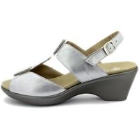 Chaussures Femme Sandales et Nu-pieds Piesanto 180869 Plata