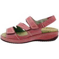 Chaussures Femme Sandales et Nu-pieds Piesanto 180915 Rojo