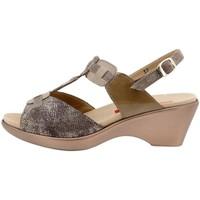 Chaussures Femme Sandales et Nu-pieds Piesanto 1853 Marrón