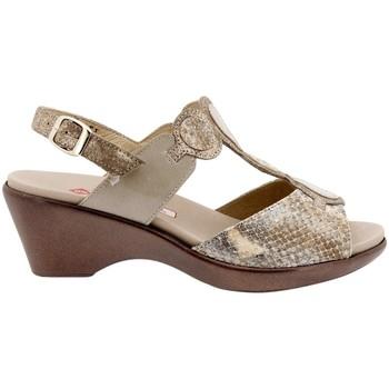 Chaussures Femme Sandales et Nu-pieds Piesanto 1857 Marrón
