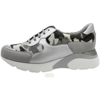 Chaussures Femme Baskets basses Piesanto 190075 Gris