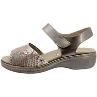 Chaussures Femme Sandales et Nu-pieds Piesanto 190801 Marrón