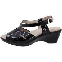 Chaussures Femme Sandales et Nu-pieds Piesanto 190852 Negro