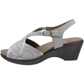 Chaussures Femme Sandales et Nu-pieds Piesanto 190857 Plata