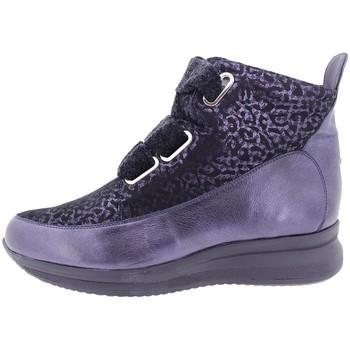Chaussures Femme Bottines Piesanto 195092 Azul