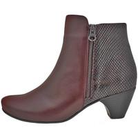 Chaussures Femme Bottines Piesanto 195415 Burdeo