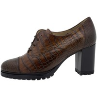 Chaussures Femme Derbies Piesanto 195422 Marrón