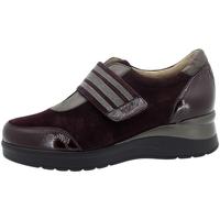 Chaussures Femme Baskets basses Piesanto 195752 Burdeo