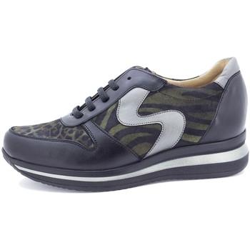 Chaussures Femme Baskets basses Piesanto 195767 Negro