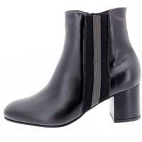 Chaussures Femme Bottines Piesanto 205318 Negro