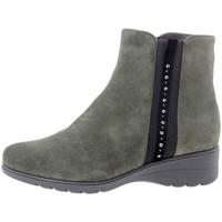 Chaussures Femme Bottines Piesanto 205977 Verde