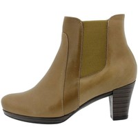 Chaussures Femme Bottines Piesanto 9804 Marrón