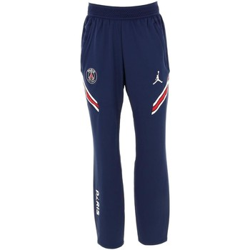 Vêtements Garçon Pantalons de survêtement Nike Psg pant jr 2021.22 home Bleu marine / bleu nuit