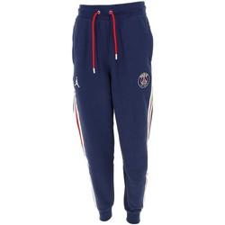 Vêtements Homme Pantalons de survêtement Nike Psg pant h  2021.22 moleton Bleu marine / bleu nuit