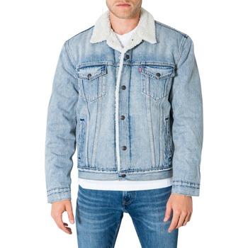 Vêtements Homme Vestes en jean Levi's 16365-0070 bleu