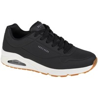 Chaussures Homme Baskets basses Skechers Unostand ON Air Noir