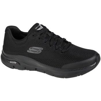 Chaussures Homme Baskets basses Skechers Arch Fit Noir