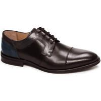 Chaussures Homme Richelieu Chaussures Redskins WINDSOR CAFE GRIS MARINE Marron