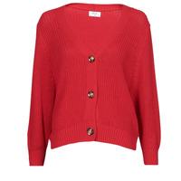 Vêtements Femme Gilets / Cardigans Betty London POUPEE Rouge