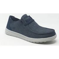 Chaussures Derbies Skechers MELSON-RAYMON BLEU Bleu