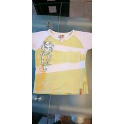Vêtements Garçon T-shirts manches courtes Charlie & Prune T-shirt manches courtes Multicolore