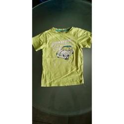Vêtements Garçon T-shirts manches courtes Best Way T-shirt manche courtes Vert