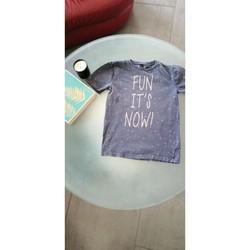 Vêtements Garçon Polos manches courtes Gemo T-shirt manches courtes Bleu