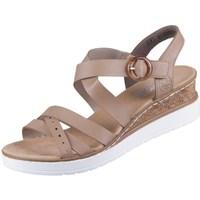 Chaussures Femme Sandales et Nu-pieds Rieker V384160 Beige