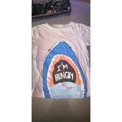 Vêtements Garçon T-shirts manches courtes Tex T-shirt manches courtes Gris