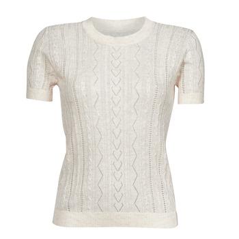 Vêtements Femme Tops / Blouses Betty London PAVARI Blanc