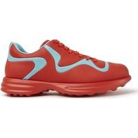 Chaussures Femme Baskets basses Camper Baskets cuir TWS rouge