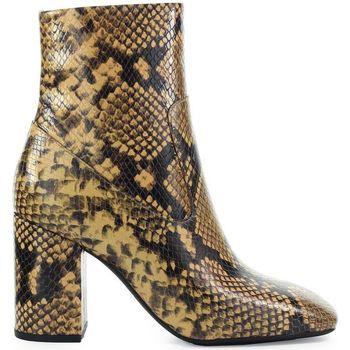 Chaussures Femme Bottines MICHAEL Michael Kors Marcella Beige