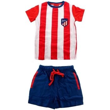 Vêtements Homme Pyjamas / Chemises de nuit Atletico De Madrid 100-378 Rojo