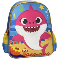 Sacs Fille Sacs à dos Baby Shark MC-02-BS Multicolor