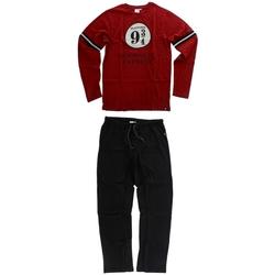 Vêtements Pyjamas / Chemises de nuit Harry Potter 833-436 Rojo