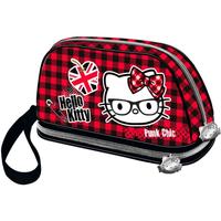 Sacs Femme Trousses Hello Kitty 41631 Rojo