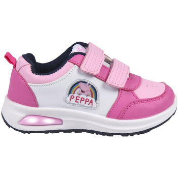 Chaussures Fille Baskets basses Peppa Pig 2300004516 Rosa