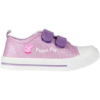 Chaussures Fille Baskets basses Peppa Pig 2300004340 Rosa