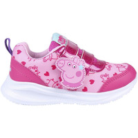 Chaussures Fille Baskets basses Peppa Pig 2300004729 Rosa